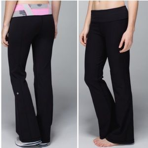 Lululemon groove pants (regular)